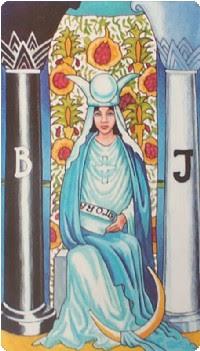 High Priestess Tarot Card Meanings tarot card meaning