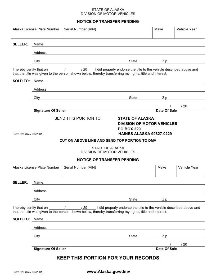 new texas form bill of sale vehicle