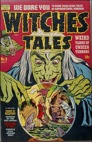 Witches Tales #3