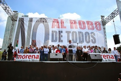 México: Crise económica e crise do Estado