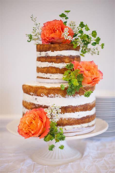 naked carrot cake   Wedding of my dreams   Carrot cake