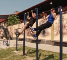 На Закарпатті цієї суботи відбудуться всеукраїнські змагання зі стріт-воркауту (ВІДЕО)