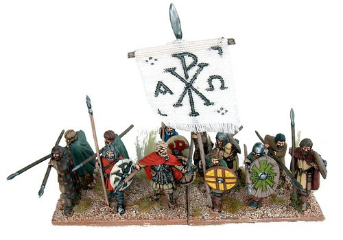 Romano British pedites unit 1