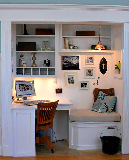 all crafts 10 Beautiful Home Offices and Ways to Organize It