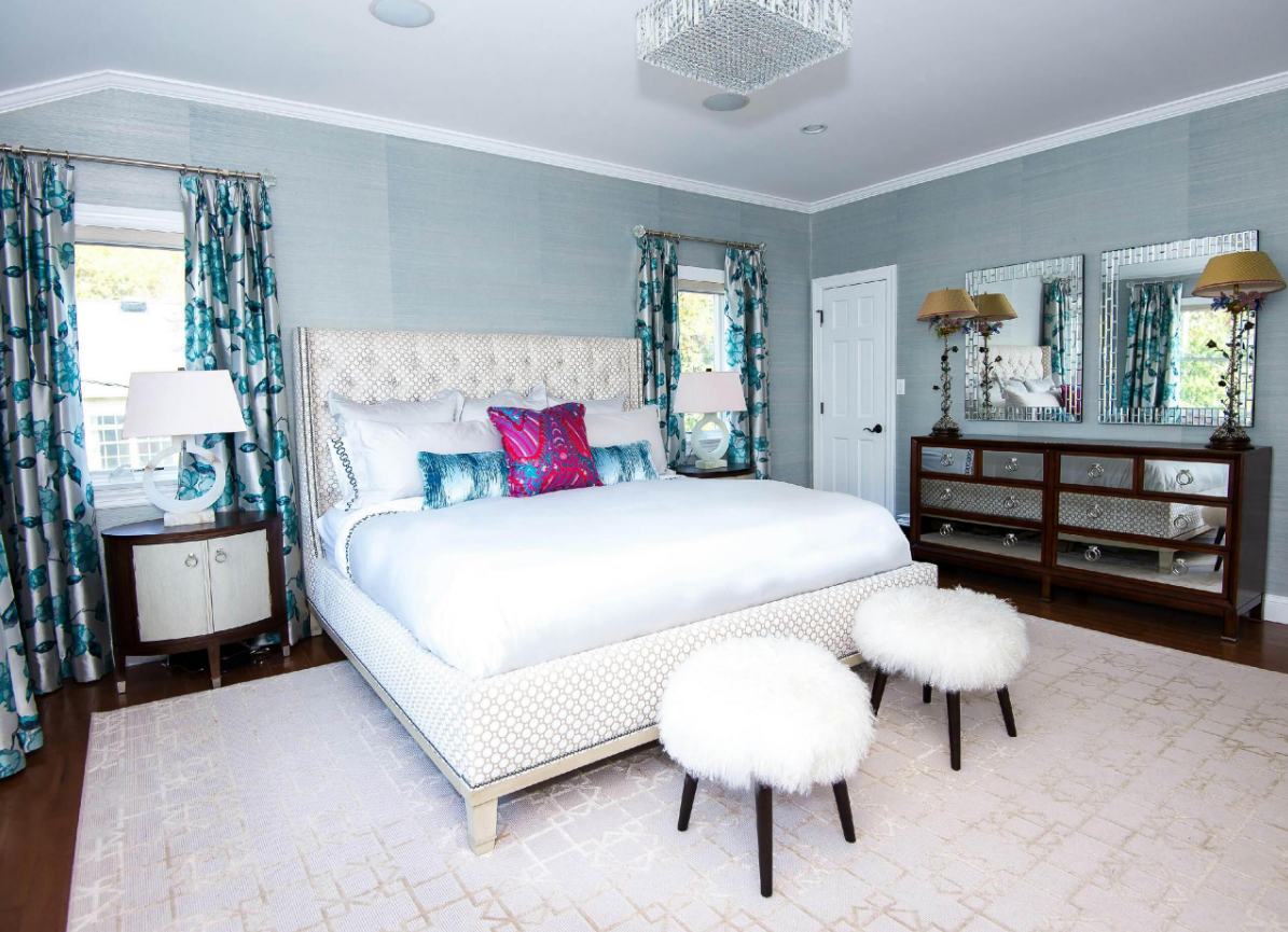 Glamorous Bedrooms For Some Weekend Eye Candy Betterdecoratingbiblebetterdecoratingbible Picture Of Bedroom Paint Colors Mobile