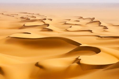 Dunes por Thierry Hennet