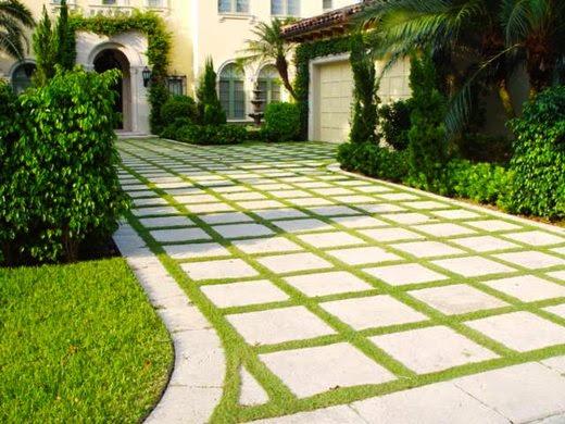 Front Yard Landscaping - Boca Raton, FL - Photo Gallery ...