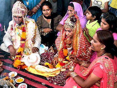 Indien Hochzeit