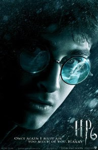 Kover Film Harry Potter 6