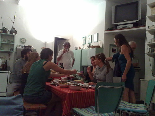 Cena a sospesa! by durishti