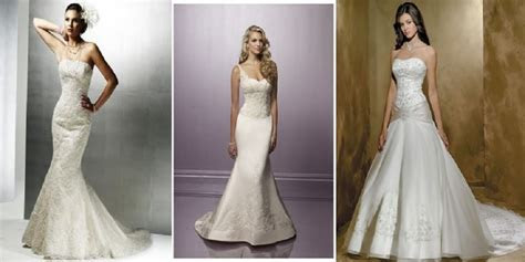 best wedding dress for hourglass body type
