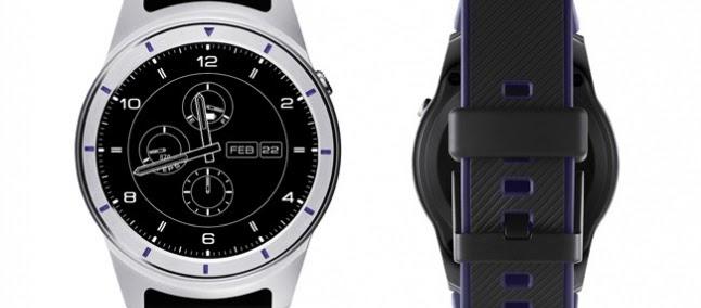 ZTE lanzó su primer smartwatch con Android Wear