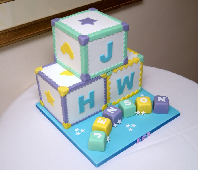 Custom Birthday Cake Ideas For Your Babys First Birthday