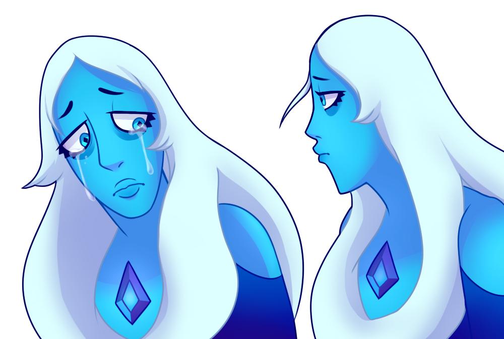 Blue Diamond is beauty