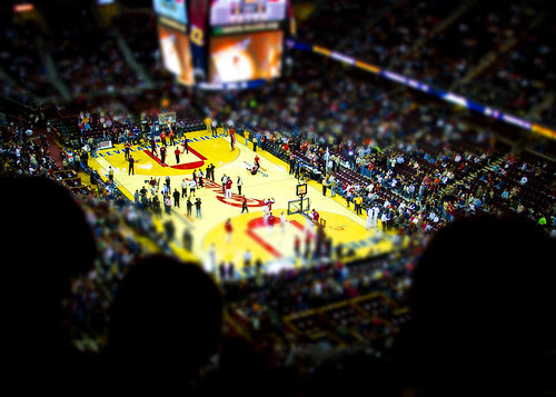 Cavs - Deep in the Q!