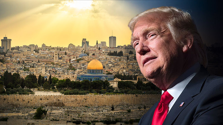 Αποτέλεσμα εικόνας για TRUMP AND JERUSALEM