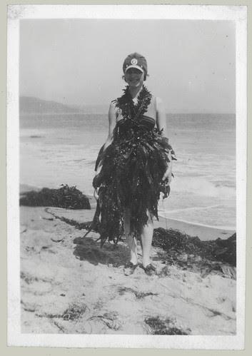 Seaweed girl