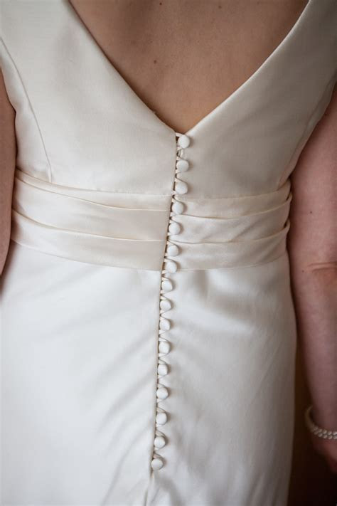 Our wedding   Creating my wedding dress ? Karen Toms