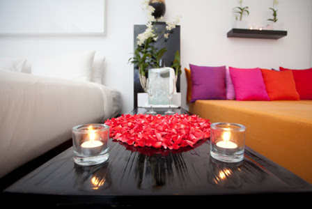 Decorating Diva: Set a romantic mood for Valentine's Day
