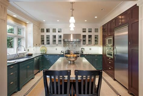 awesome blue kitchen cabinets ideas home remodeling