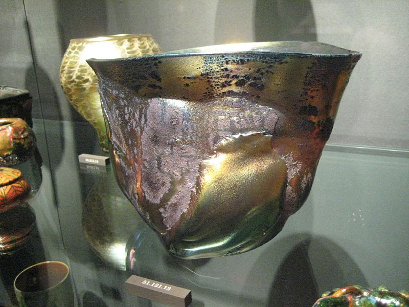 File:Favrile Bowl - Tiffany 1908 - 51.121.13.jpg