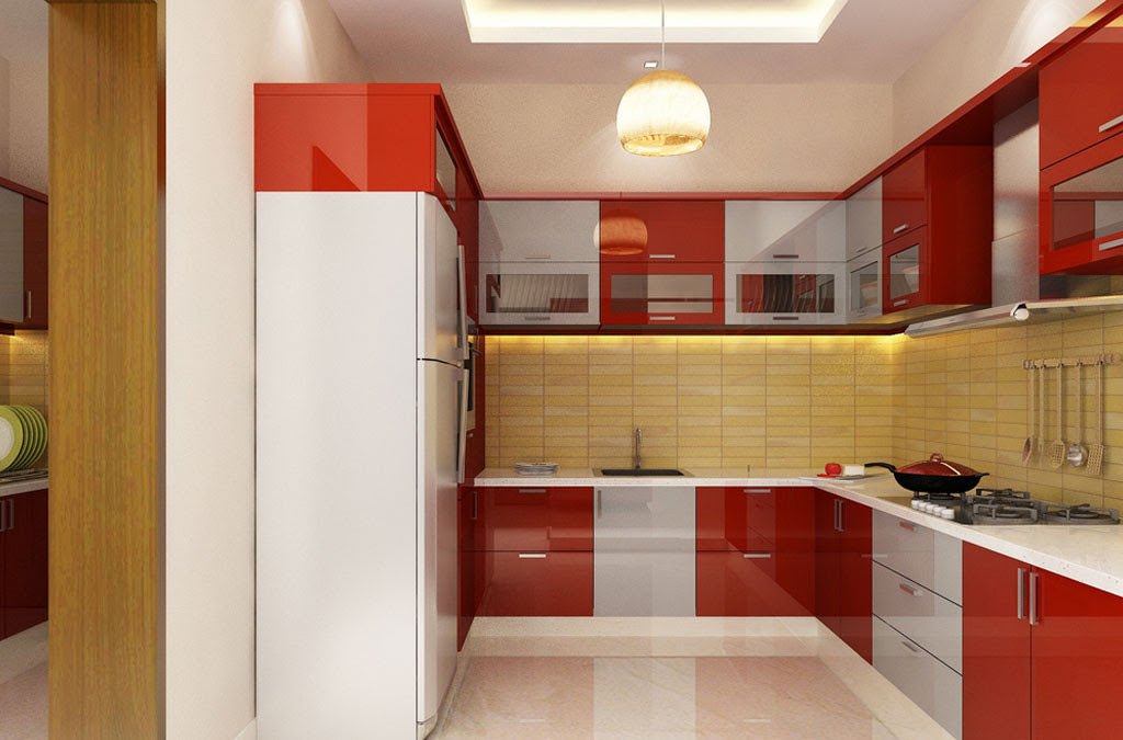 Home Architec Ideas Modular Kitchen Design Small Size