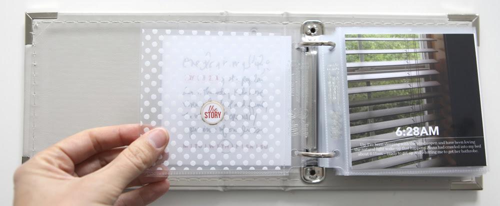 Ali Edwards Design Inc Blog Day In The Life 4x4 Mini Book