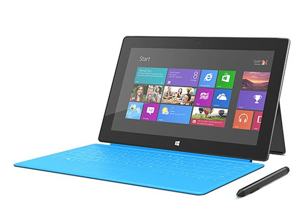 Microsoft Surface Pro 1 thumb Microsofts Surface Pro Tablet Coming on Feb 9th for $899
