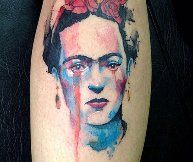 Tatuajes Acuarelados