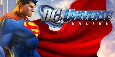 Dark Bytes on Your Screen : Impresionante Trailer del juego DC On line !!!