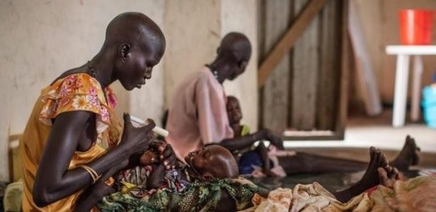 Resultado de imagem para Stephen O'Brien pediu ajuda urgente para evitar catástrofe que poderia ser provocada por crise de fome