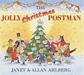 "Cover of ""The Jolly Christmas Postman"""