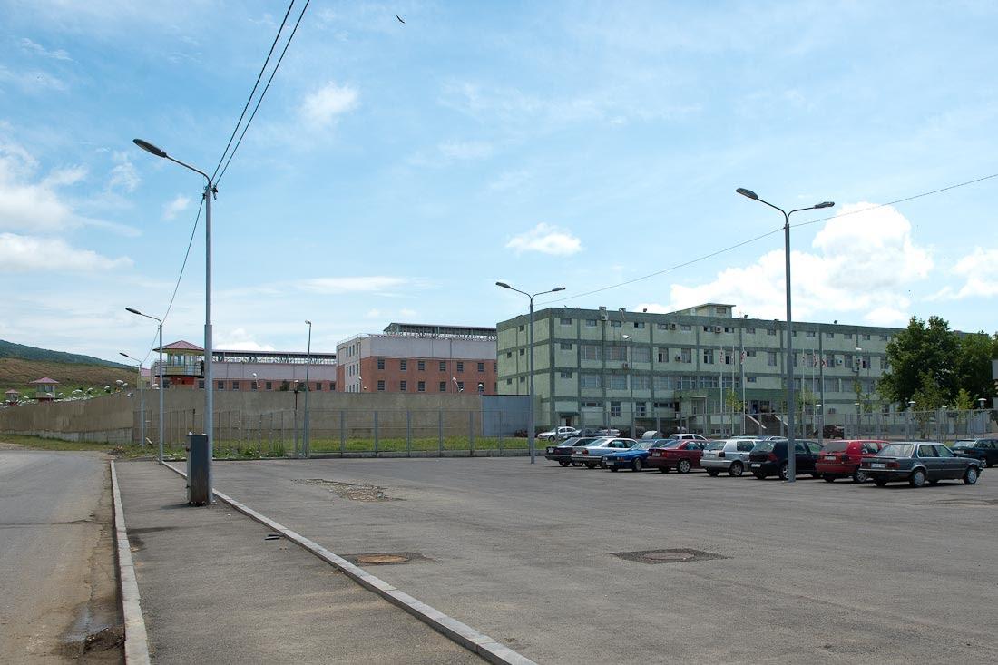 Глданская тюрьма №8, Тбилиси loverme