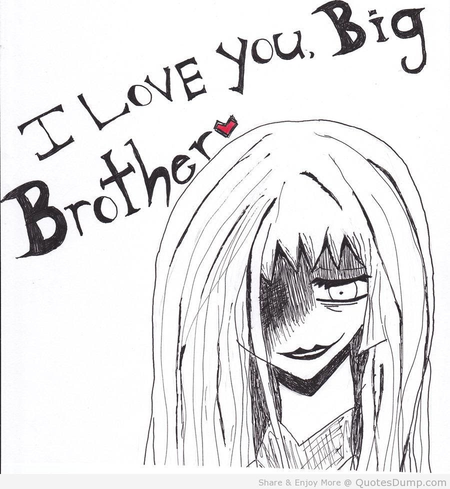 I Love You Big Brother Quotespicturescom