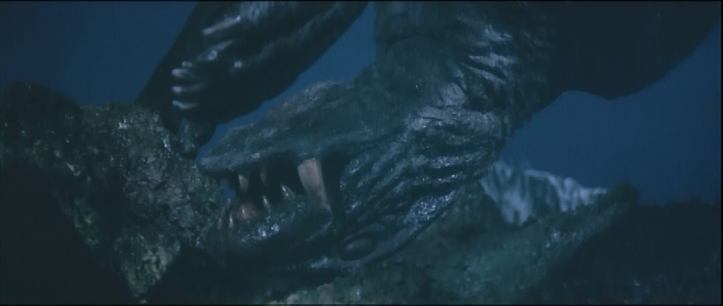 the Death of Gamera
