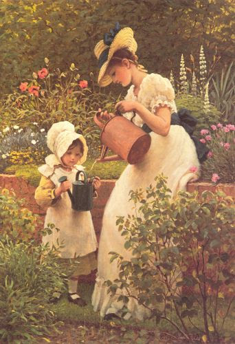 small_The Young Gardener