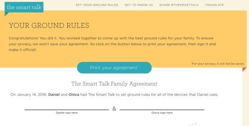 LifeLock The Smart Talk Helps Parents Teach Kids Good Online Habits