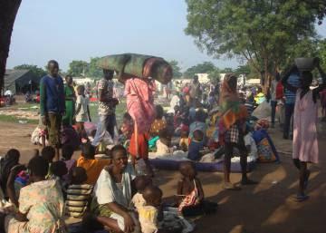 Asesinados seis cooperantes en una emboscada en Sudán del Sur