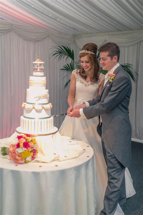 Heaton House Farm Hosts Olympic Star Wedding