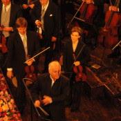 Dirigent Daniel Barenboim