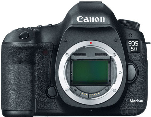 Canon Announced Canon 5D Mark 4 ?