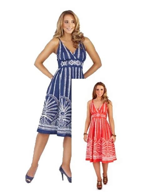 mid length summer dresses