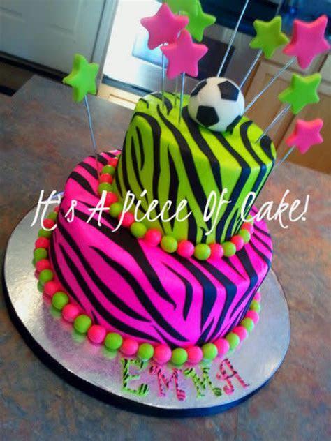 2 Tier Zebra Print, BC icing   cake by Rebecca   CakesDecor