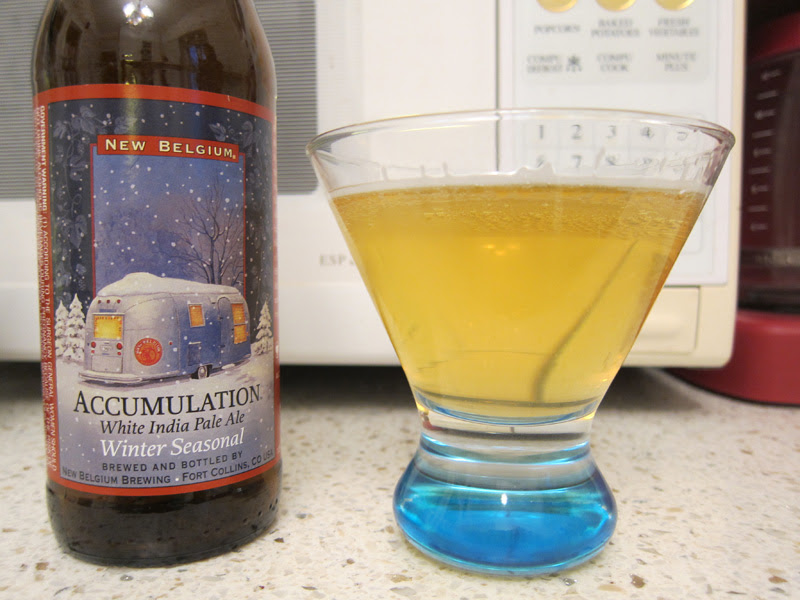 New Belgium Accumulation White India Pale Ale