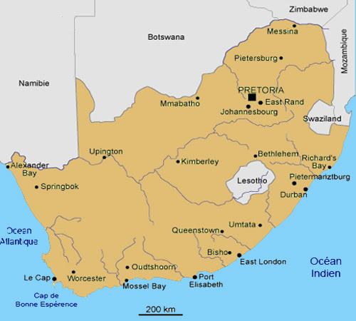 Carte Afrique Du Sud A Imprimer.29 Impressionnant Durban Afrique Du Sud Carte