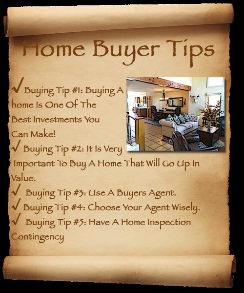 Top 10 Home Buyers Tips - Real Estate Properties Santa Fe ...