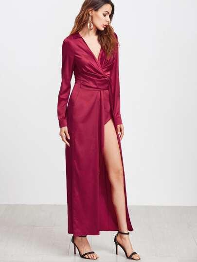 Off Shoulder Backless Plain Short Sleeve Jumpsuits elegant for cheap brands