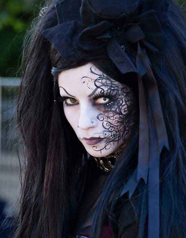20 Witch Halloween Makeup Ideas To Try This Year Feed Inspiration