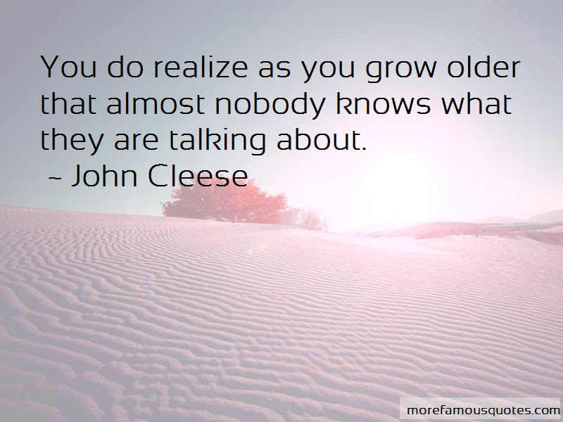 As You Grow Older Quotes Top 61 Quotes About As You Grow Older From