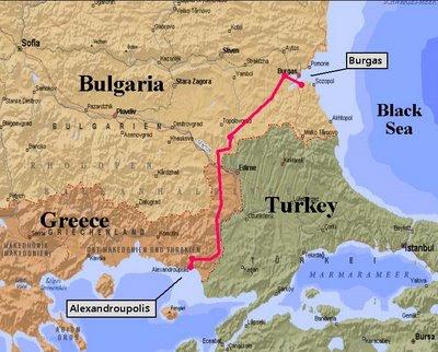 Τελείωσαν κι επίσημα τον Μπουργκάς – Αλεξανδρούπολη